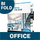 Office For Lease Bifold / Halffold Brochure