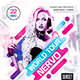 Guest DJ Party Flyer vol.17 - GraphicRiver Item for Sale