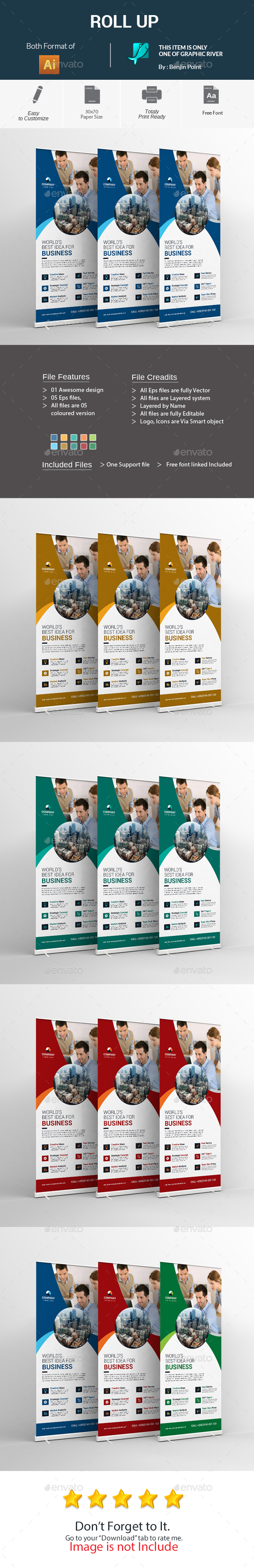 GraphicRiver Roll Up 20654220