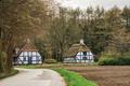 Old houses in Denmark