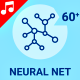 Artificial Intelligence Neural Network Animation - Line Icons and Elements - VideoHive Item for Sale