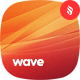 Light Wave Backgrounds - GraphicRiver Item for Sale
