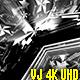 VJ 4K Strobe Star Space - VideoHive Item for Sale