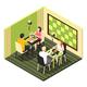 Sushi Bar Composition