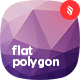 10 Different Flat Poly Backgrounds - GraphicRiver Item for Sale