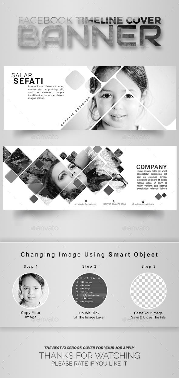GraphicRiver Facebook Cover 20654870