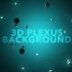 3D Plexus Background - VideoHive Item for Sale