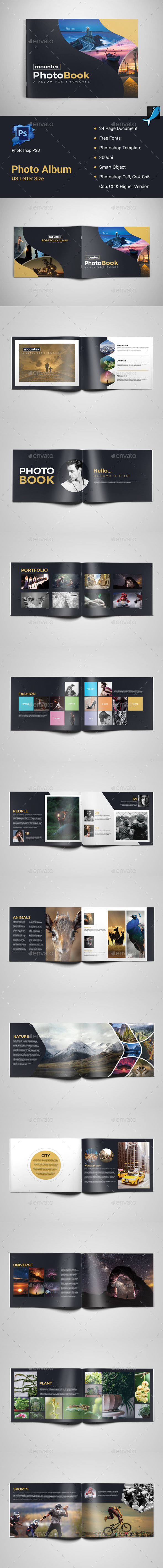 GraphicRiver Photo Album 20655347