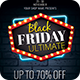 Black Friday Ultimate Flyer - GraphicRiver Item for Sale