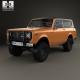 International Scout II 1976 - 3DOcean Item for Sale