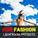 25 HDR Fashion Lightroom Presets