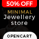 Minimal - Jewelry Responsive OpenCart Theme - ThemeForest Item for Sale
