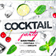 Cocktail Party Flyer