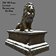Lion Statue 11 - 3DOcean Item for Sale