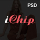 iChip - Fashion Ecommerce PSD Template