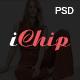 iChip - Fashion Ecommerce PSD Template