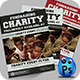 Charity Fundraisers Flyer - GraphicRiver Item for Sale