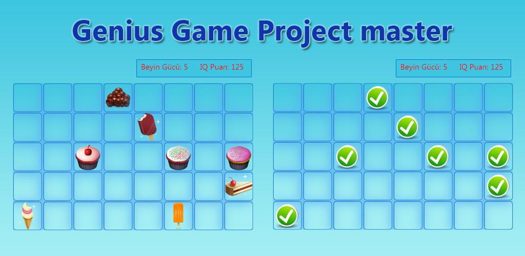 Genius Game HTML5 game