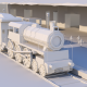 Paper Train - VideoHive Item for Sale