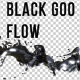 Black Goo Flow - VideoHive Item for Sale