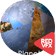 Planet Rotating - VideoHive Item for Sale