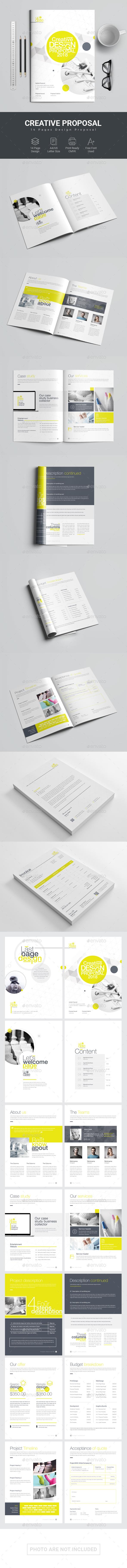 GraphicRiver Proposal 20657455