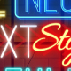 Vintage Neon Styles Vol.02 - GraphicRiver Item for Sale