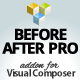 Before After Image Pro Addon for Visual Composer