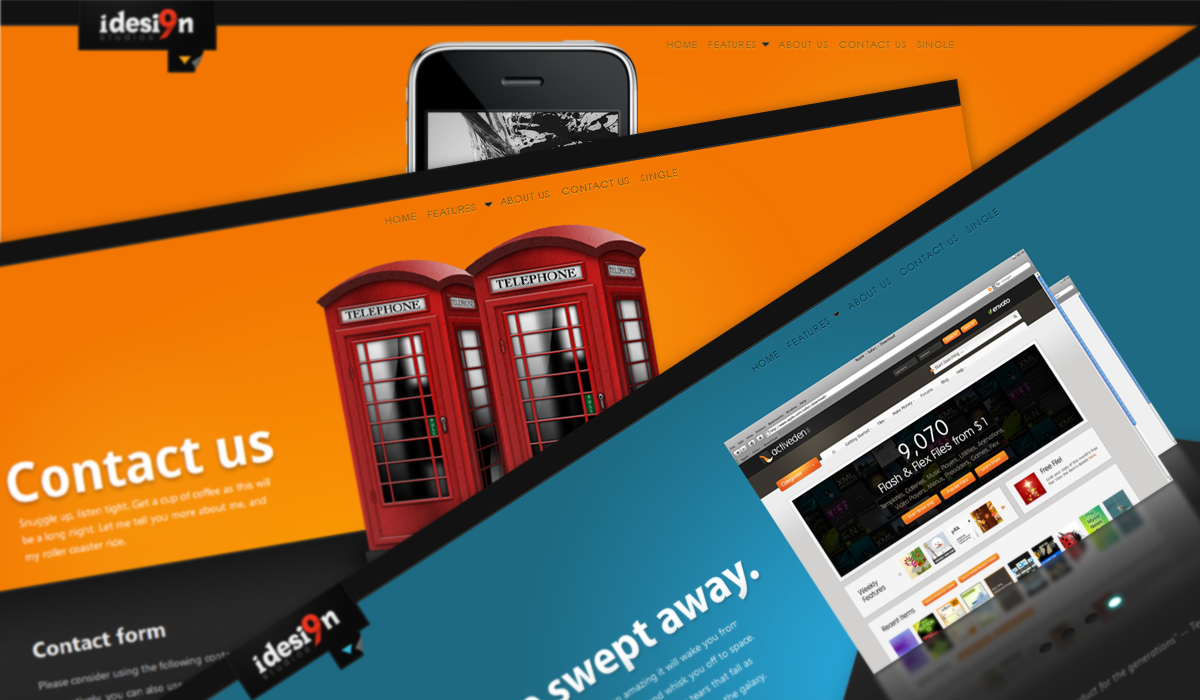 Free Download Stage -- A html template Nulled Latest Version