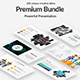 Premium Bundle - 3 in1 Google Slide Template