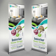 Interior Design Rollup Banner - GraphicRiver Item for Sale