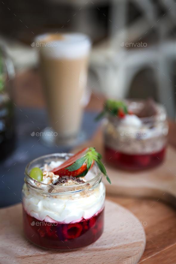 Dessert - Stock Photo - Images