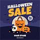 Halloween Sale Flyer - GraphicRiver Item for Sale