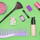 Set of cosmetic bag essentials - PhotoDune Item for Sale