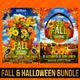 Fall and Halloween Bundle
