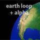Broadcast Globe - Loop - VideoHive Item for Sale