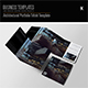 Architectural Portfolio Trifold Template - GraphicRiver Item for Sale