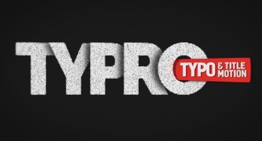 Typro Packages _ Title Animations and Typography