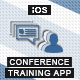 Conference Training App With CMS - iOS [ AdMob & Push Notifications ] - CodeCanyon Item for Sale