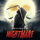 Nightmare Halloween Flyer - GraphicRiver Item for Sale