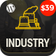 Industry - WordPress Theme for Factory and Industrial Business