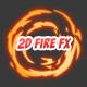 2D Fire FX - VideoHive Item for Sale