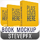 Book Mockup - VideoHive Item for Sale