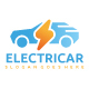 Electric Car Logo - GraphicRiver Item for Sale