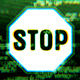 Digital Stop Sign - VideoHive Item for Sale