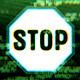 Digital Stop Sign