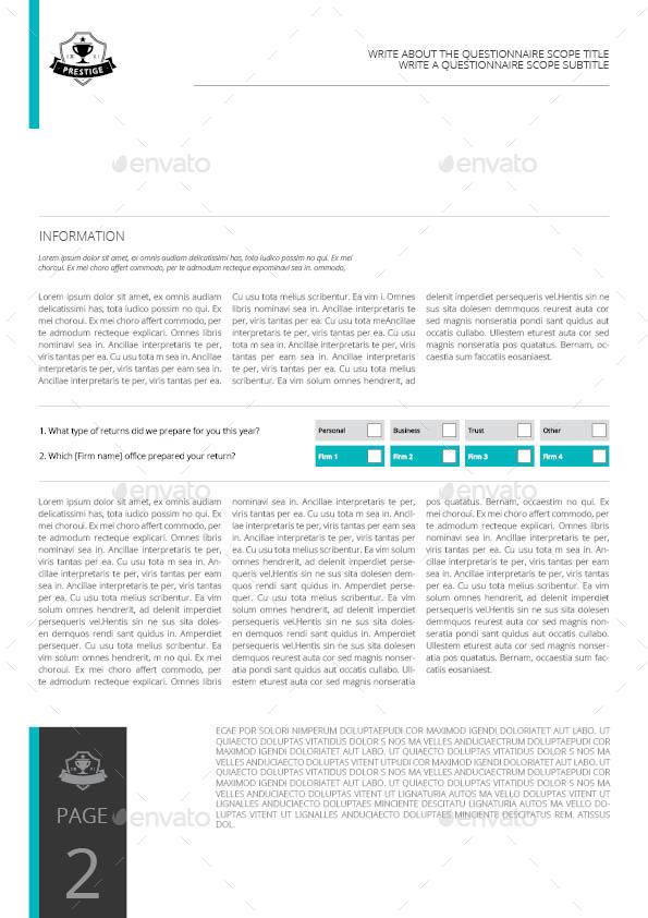 client satisfaction questionnaire