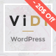 ViDi - Multi-Purpose Corporate WordPress Theme