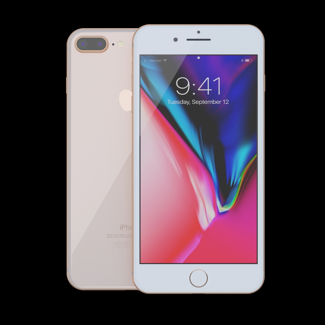 Apple Iphone 8 And 8 Plus Collection By Obshansky 3docean