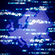 Digital Europe Map (2 in 1) - VideoHive Item for Sale